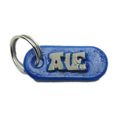 ALE 3d keychain