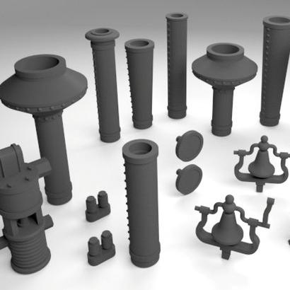Porter Parts [Parts020]