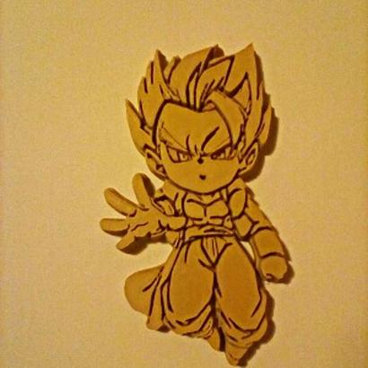 bas-relief-dragon-ball-z-kid