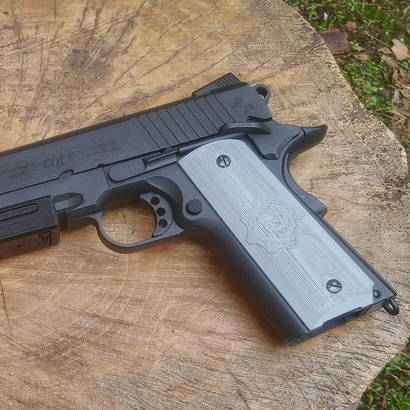 TriForce Match Weight Comp for 1911 Airsoft GBB Pistol