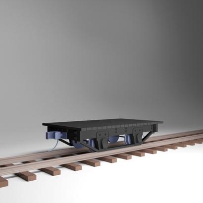 10' Flat w/Deck