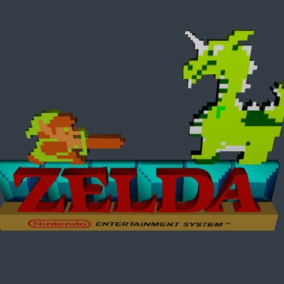 Zelda 1 version eco