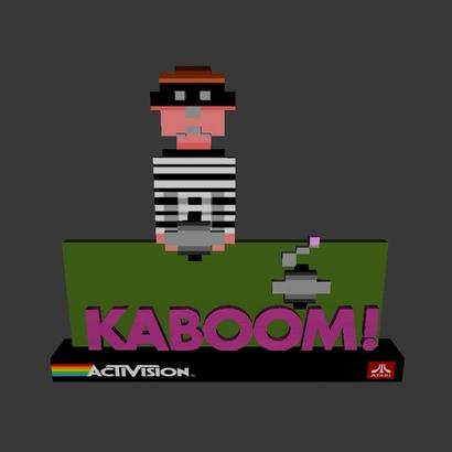 Kaboom ATARI 2