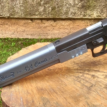 Hellsing Arms .454 Casull Barrel for WE P226 GBB