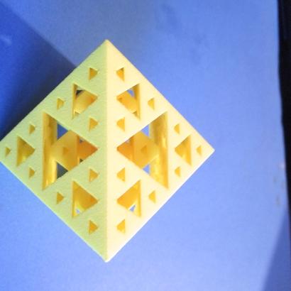 Sierpinskioctahedron® iteration 3