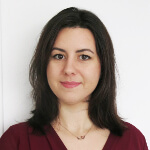 Marianna Papageorgiou, 3D Printing engineer