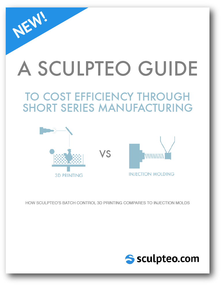 A Guide to Cost Efficiency for Short Series Manufacturing