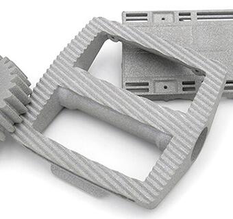 Alumide 3d printing plastic