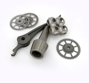 Metal 3d printing materials