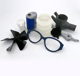 plastic 3d printing materials